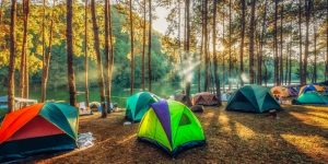 Camping in America: The Country's Most Beautiful Camp Grounds