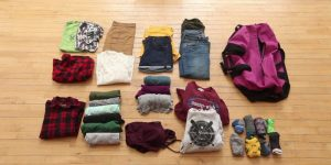 Helping Your Kids Pack For Summer Camp