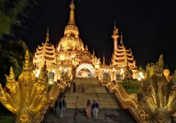 Sacred Places of Yunnan - 7 Burmese-Style Pagodas to Discover