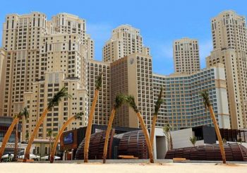 Spend Your Holidays At The Amwaj Rotana Hotel In Dubai